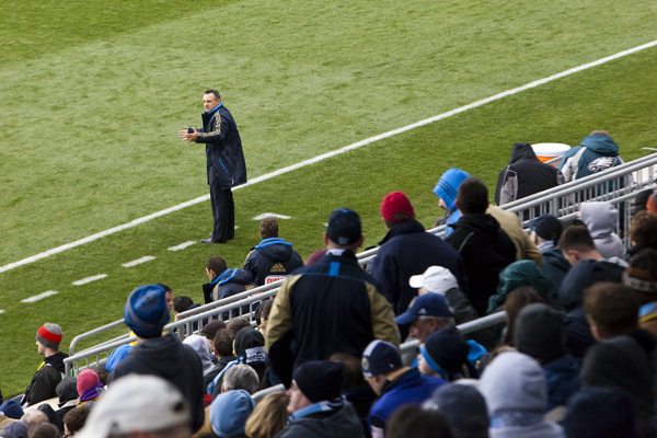 KYW Philly Soccer Show: Nowak out
