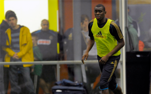 Soumare could start vs. Chicago