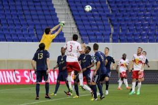 Match Report: New York Red Bulls 2-0 Reading United