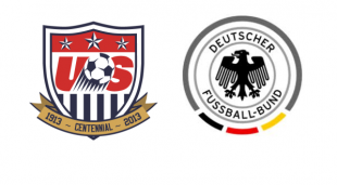 Women's World Cup: USWNT 2-0 Germany