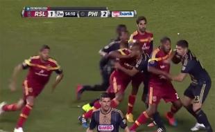 Defensive Statistics: Philadelphia Union 3-3 Real Salt Lake