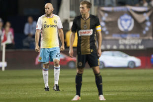 News Roundup: Union are losers, Fabi & C.J. injured, MLS & USOC results, more