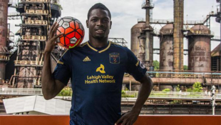 Learn more about Union's new signing Cory Burke