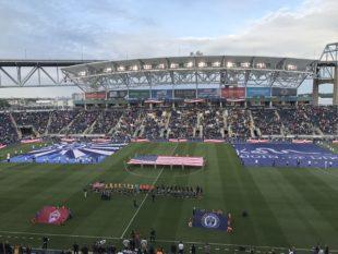 Match report: Philadelphia Union 3-1 Harrisburg City Islanders