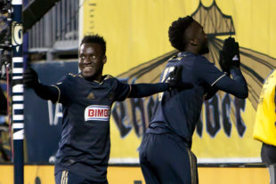 News roundup: Union's academy ripping it up, Kelyn Rowe traded to Sporting KC, Mourinho sacked