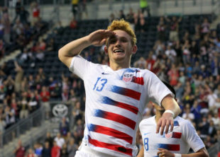 The USMNT is taking a step back