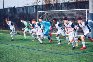 Union U19 academy youth