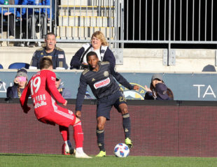 News roundup: New keeper for the Union, new manager for Atlanta, and new team for Weah?