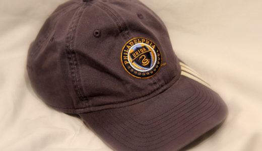 A Union cap, and one of the better ones at that. Photo by Paul Rudderow