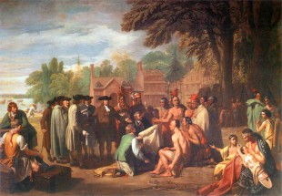 America's first footballers