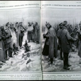Soccer and the Christmas Truce of 1914
