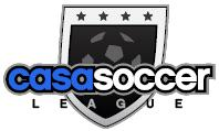Casa Soccer League — week 1 scores