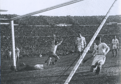 USA v Argentina 1930 WC - small