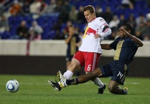 Wrap of Union USOC loss to Red Bulls