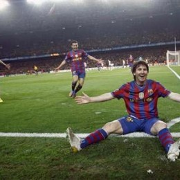 Messi triumphant and more