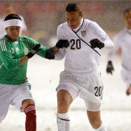US Women defeat Mexico in the snow 1-0