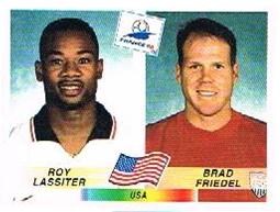 Friedel-Lassiter panini 1998 WC