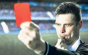 Red card festival in MLS