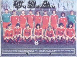 The World Cup drought: US Soccer, 1950-1990