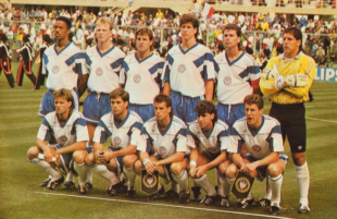 The US and the 1990 World Cup