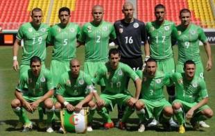 How are Algeria and Slovenia doing?