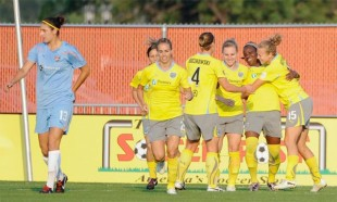 Independence top Sky Blue 4-1 on the road