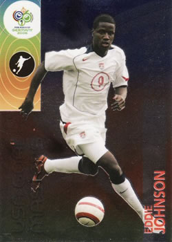 Johnson 2006 WC panini