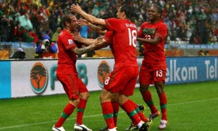 Portugal tops North Korea…seriously