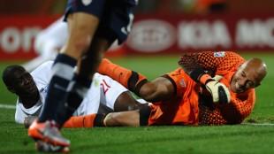Injured Howard to play vs. Slovenia