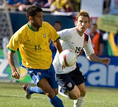 BObby Convey against Brazil