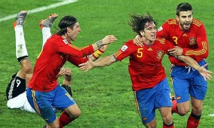 Spain to the Final!