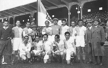 Hakoah All-Stars in 1925