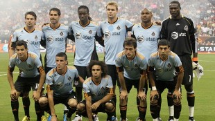 Le Toux, MLS All-Stars Stymied As Man U Rolls 5-2