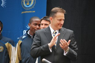 KYW-PSP podcast: Union CEO Nick Sakiewicz
