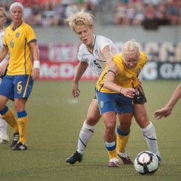 Rodriguez scores in USA draw with Sweden