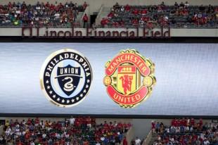 Philadelphia Union 0-1 Manchester United