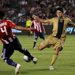 Union draw Chivas, Califf wants more