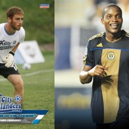 New goalie for Union, Mwanga for USA