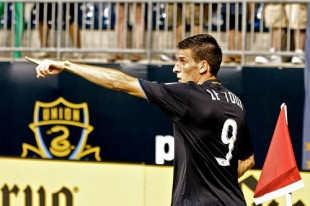 Le Toux Part Deux: The gut reaction