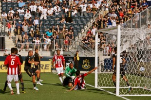 Union win 3-0 over Chivas USA