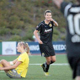 FC Gold Pride bests Independence for WPS title
