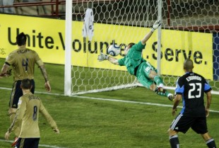 San Jose Earthquakes 1 – 0 Philadelphia Union