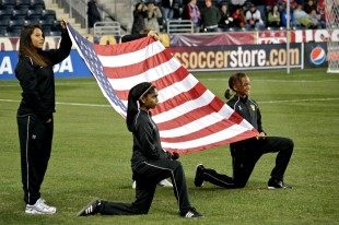 The US Women's National Team took on China in an International Friendly