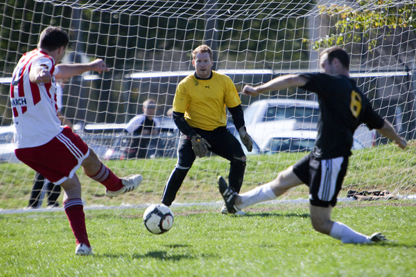 Casa Soccer League in photos