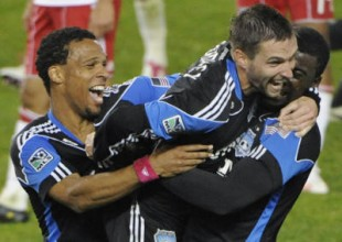 Philly native crushes Red Bulls, more news