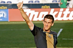 Le Toux returning to the Union