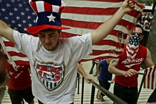 "Fans' View: Has soccer ""arrived"" in the US?"