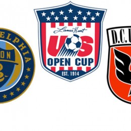 Union against DC United in US Open Cup