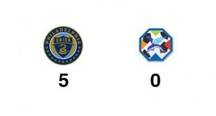 Union 5 – 0 Hersonissos