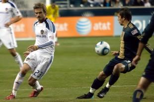 Fans' View: Bye, bye Beckham